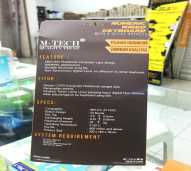 Numeric Wired Keyboard Mtech
